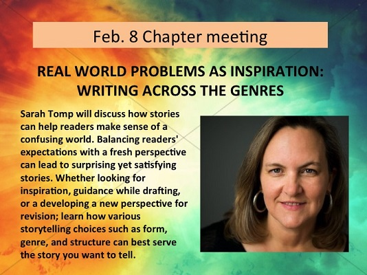 Real World Problems as Inspiration Writing Across the Genres